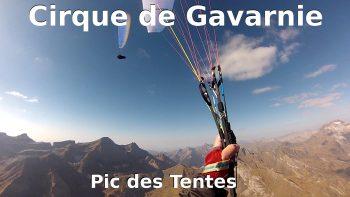 Vol en parapente biplace à Gavarnie